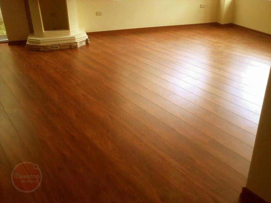 Instalaci n de piso flotante construcci n piso flotante - Instalacion piso madera ...